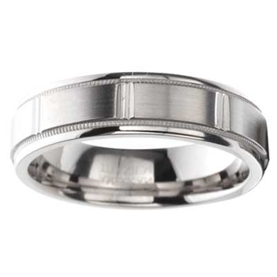 Titanium Wedding Band 1644