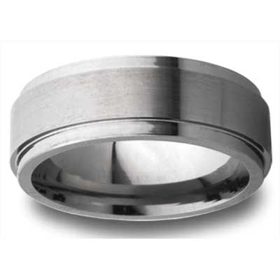 Tungsten Wedding Band 2502
