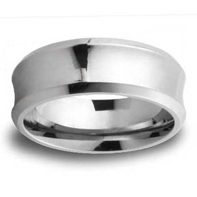 Tungsten Wedding Band 2564