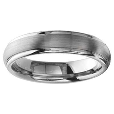 Cobalt Wedding Band 84111