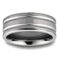 Tungsten Wedding Band 2503