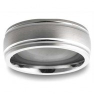 Tungsten Wedding Band 2504