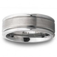Tungsten Wedding Band 2509