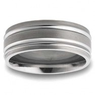Tungsten Wedding Band 2515