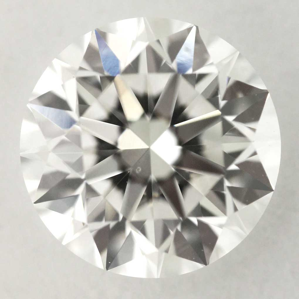 1.27 Carat - Round Brilliant Diamond