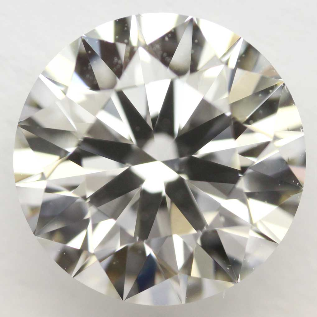 1.21 Carat - Round Brilliant Diamond