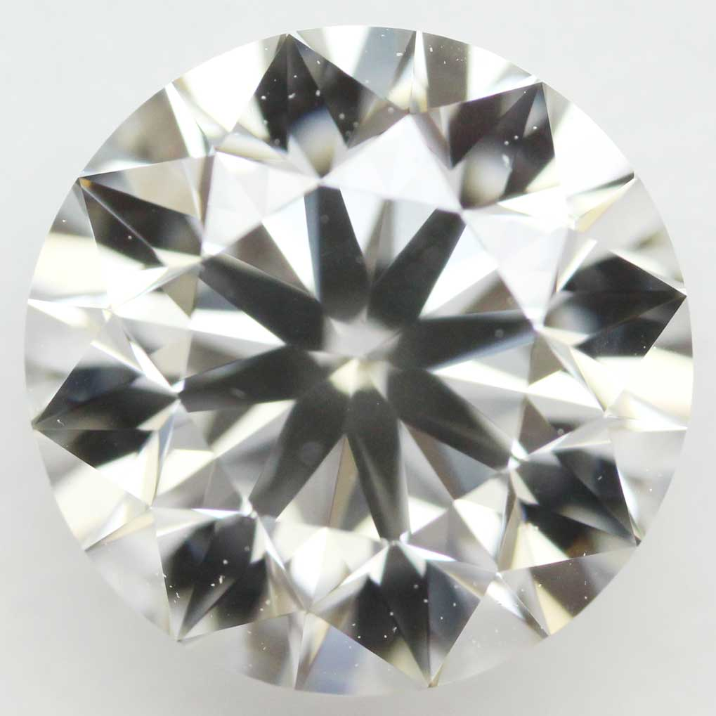 1.35 Carat - Round Brilliant Diamond