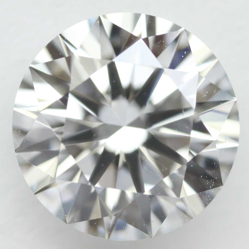 1.01 Carat - Round Brilliant Diamond
