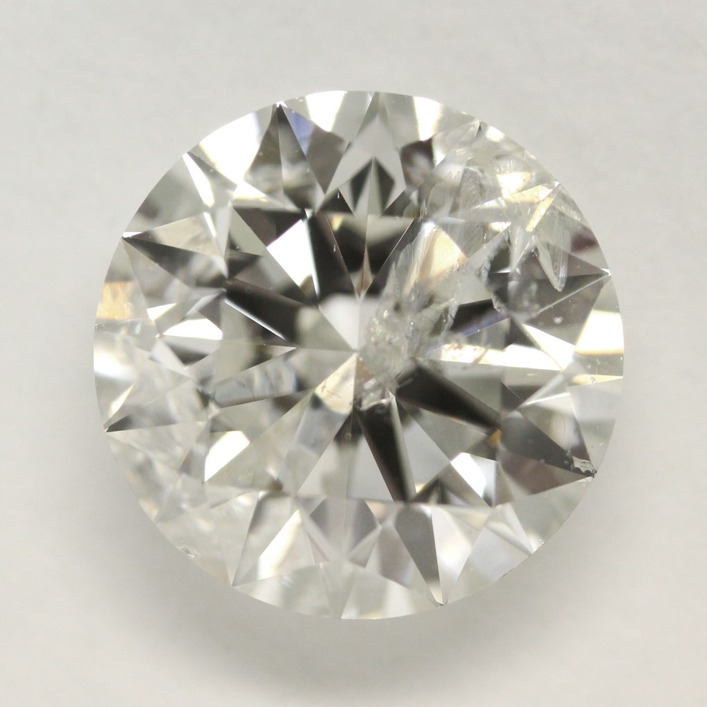 1.32 Carat - Round Brilliant Diamond