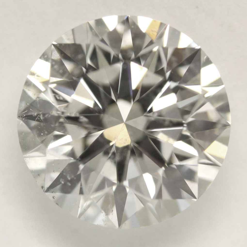 1.28 Carat - Round Brilliant Diamond