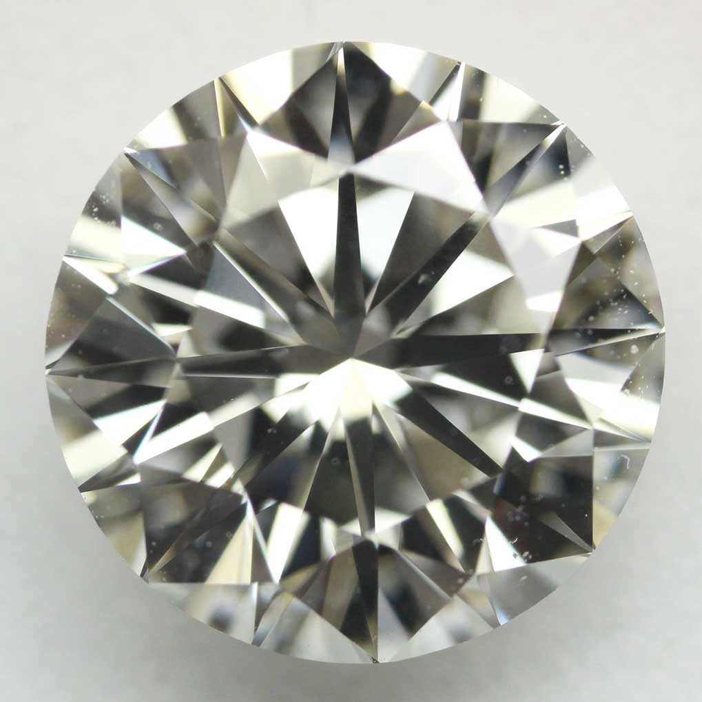 1.66 Carat - Round Brilliant Diamond