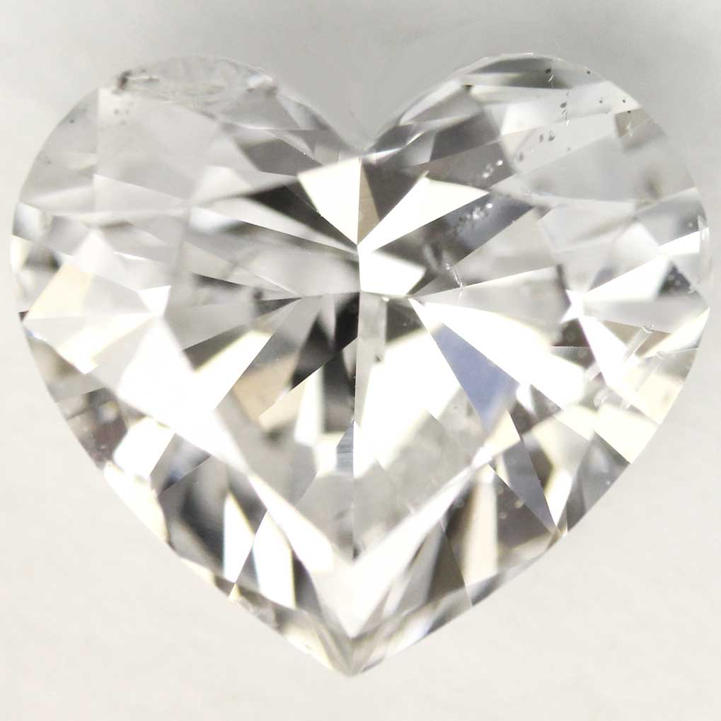 1.00 Carat - Heart Shape Diamond