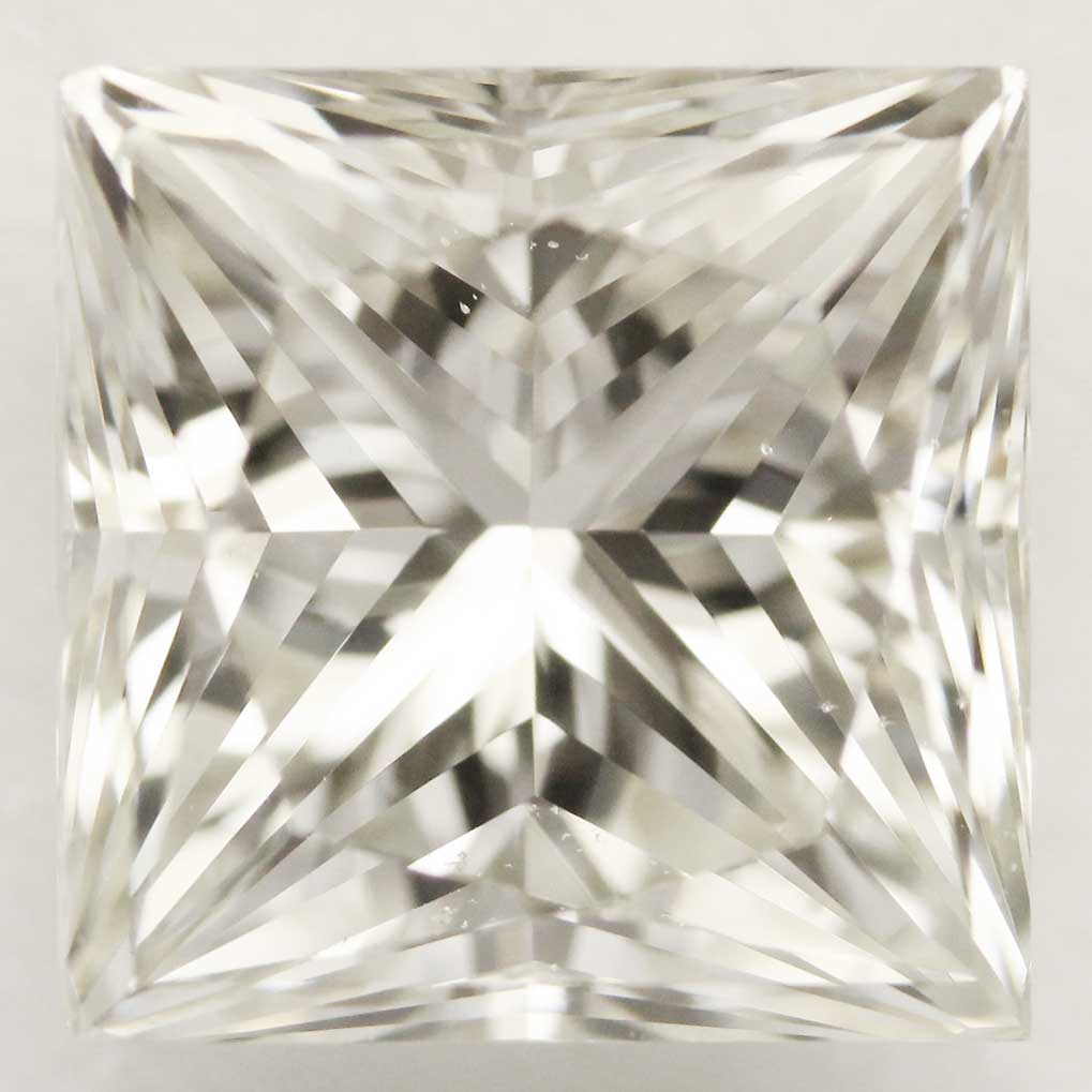 1.00 Carat - Princess Cut Diamond