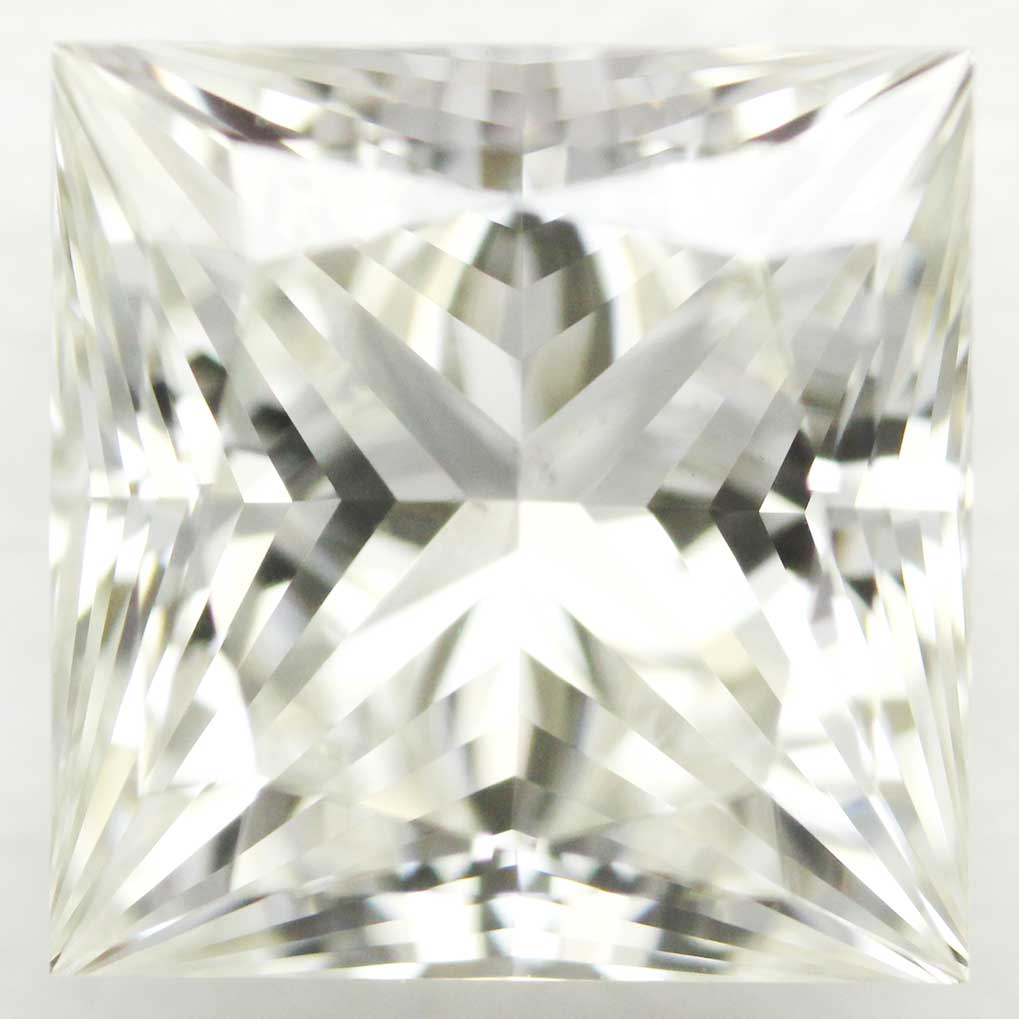 0.93 Carat - Princess Cut Diamond