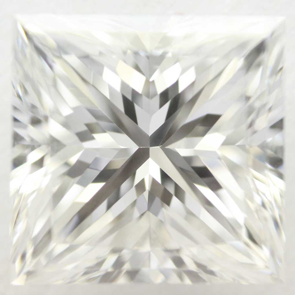 1.96 Carat - Princess Cut Diamond
