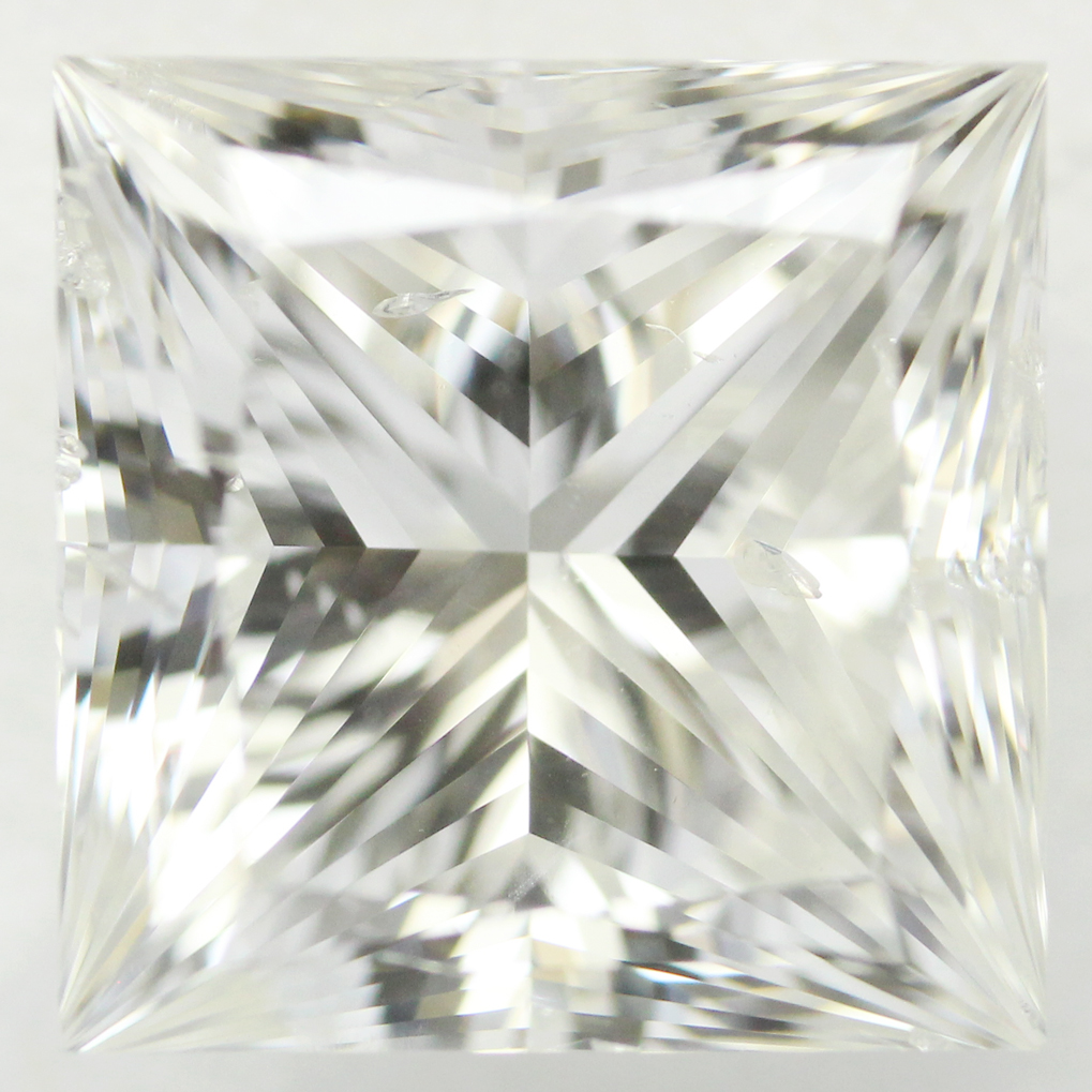 1.20 Carat - Princess Cut Diamond