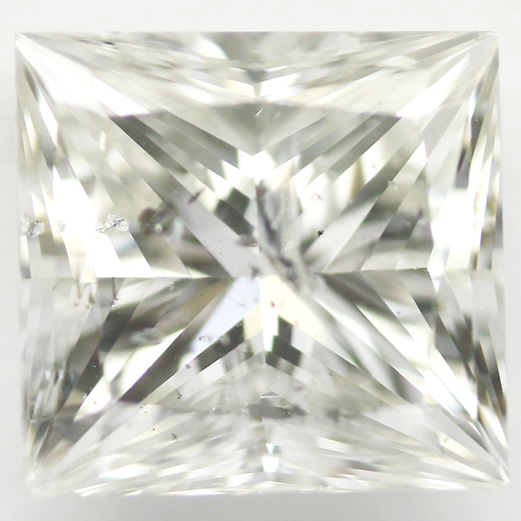 0.82 Carat - Princess Cut Diamond