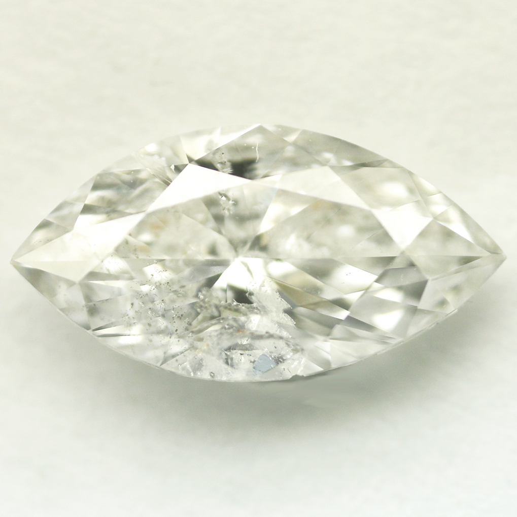 0.72 Carat - Marquise Shape Diamond