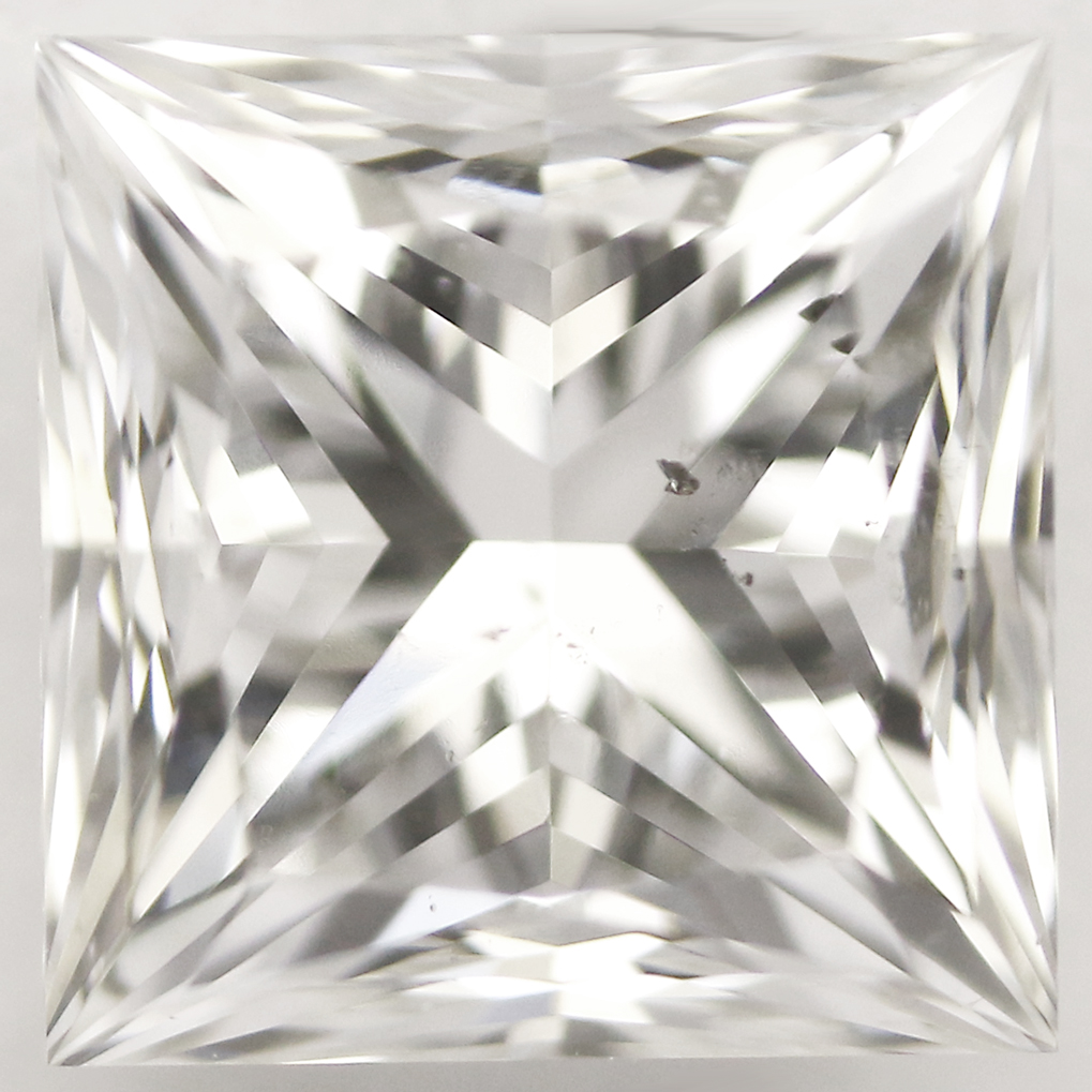 0.70 Carat - Princess Cut Diamond