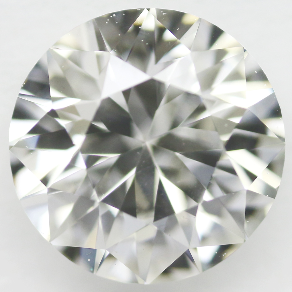 0.77 Carat - Round Brilliant Diamond