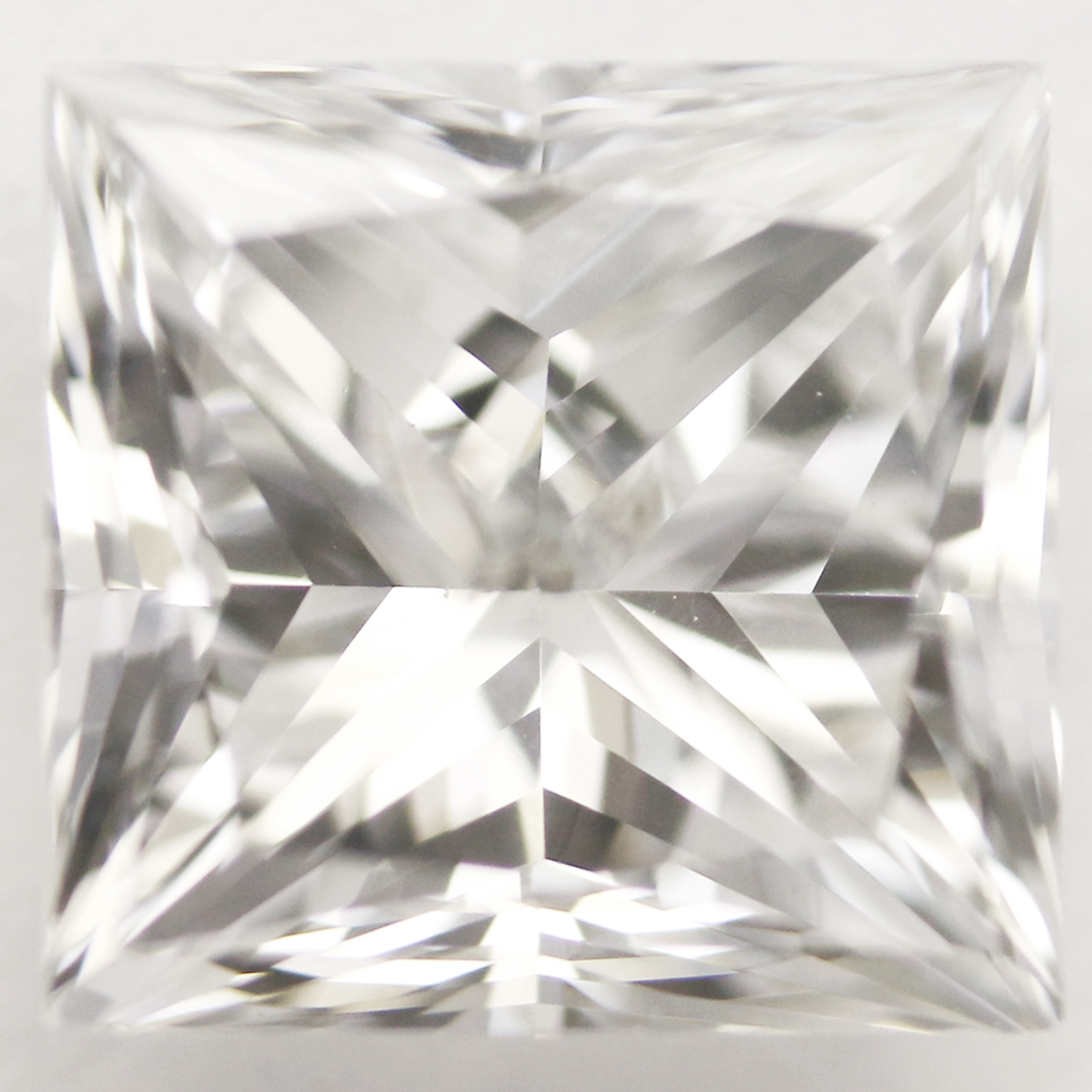 0.80 Carat - Princess Cut Diamond