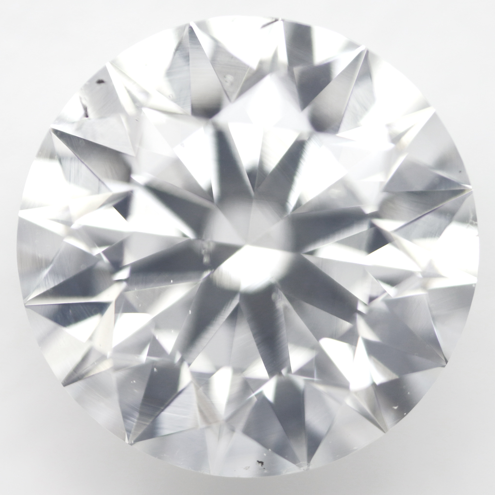 2.11 Carat - Round Brilliant Diamond