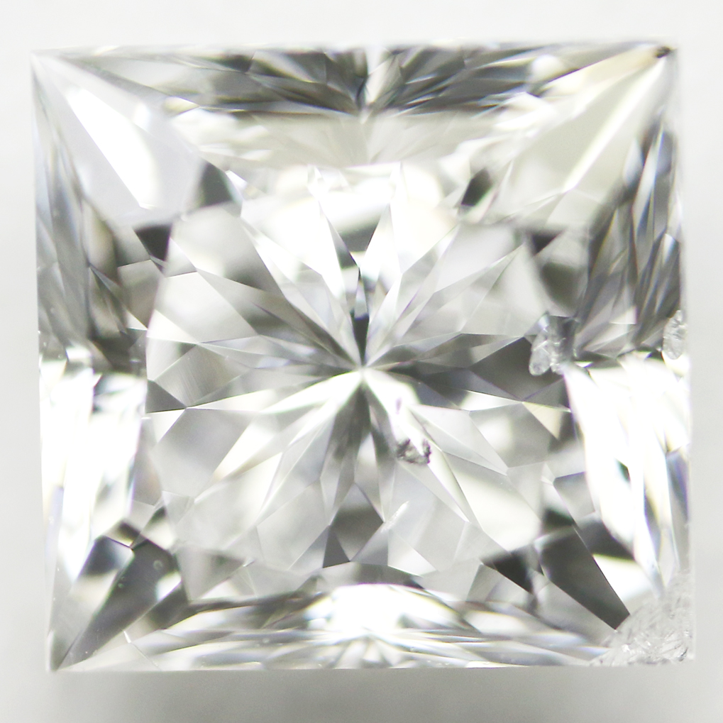 0.92 Carat - Princess Cut Diamond