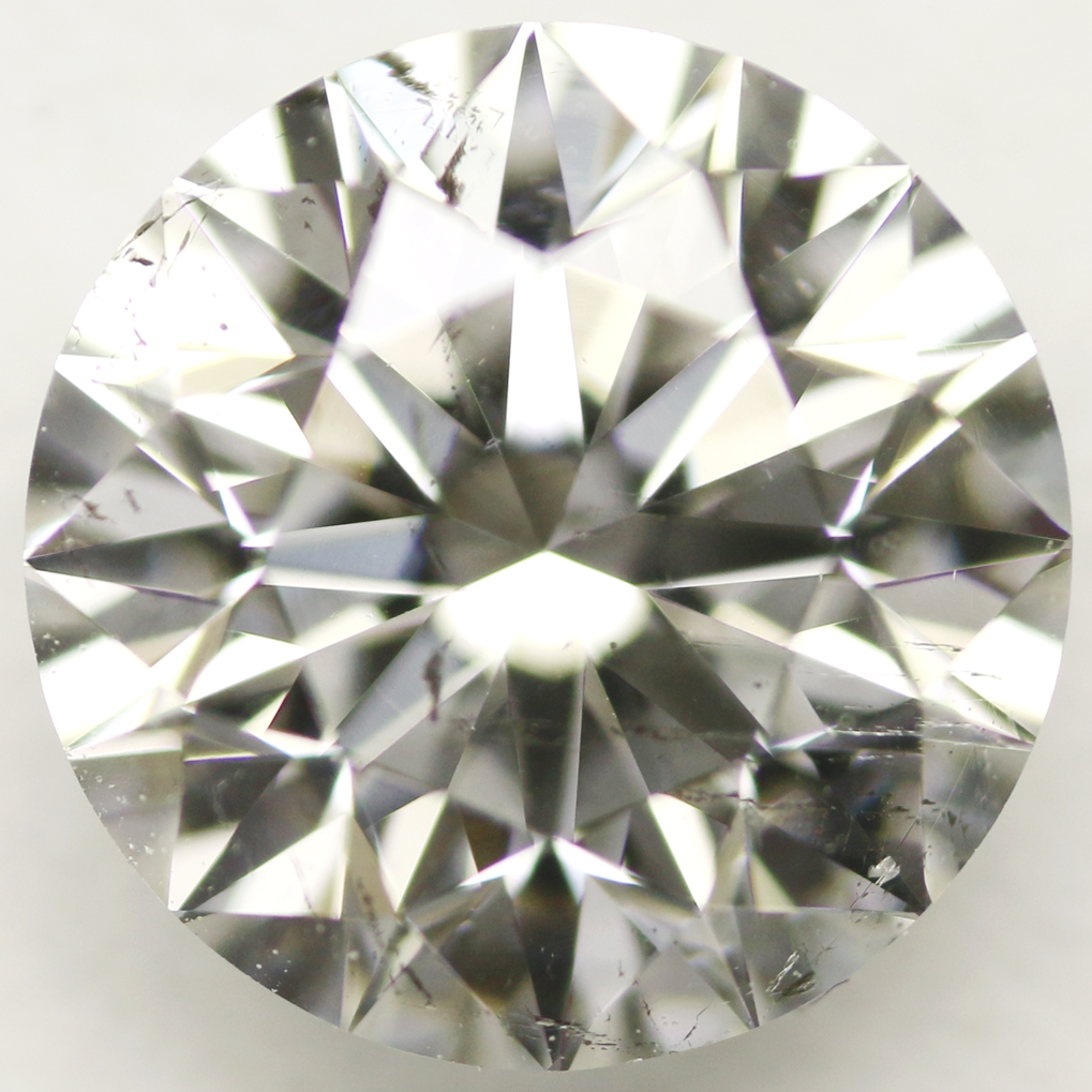 0.96 Carat - Round Brilliant Diamond
