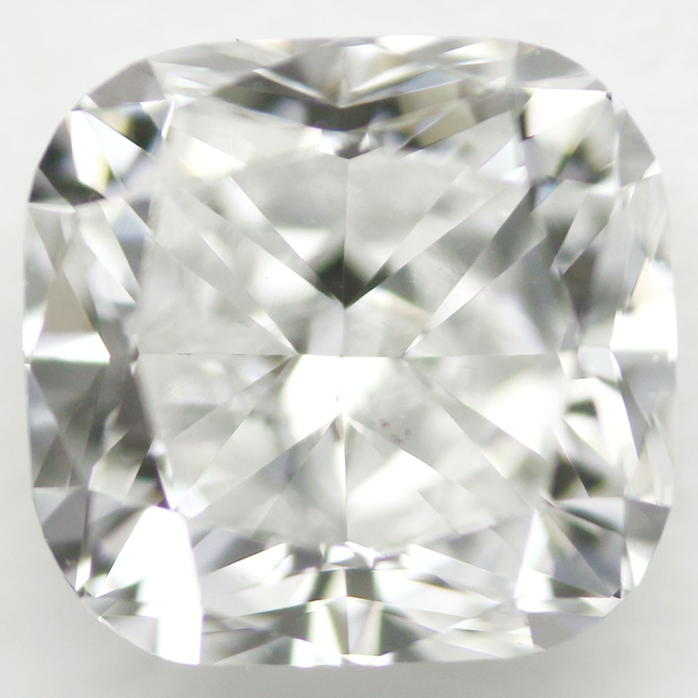0.70 Carat - Cushion Cut Diamond