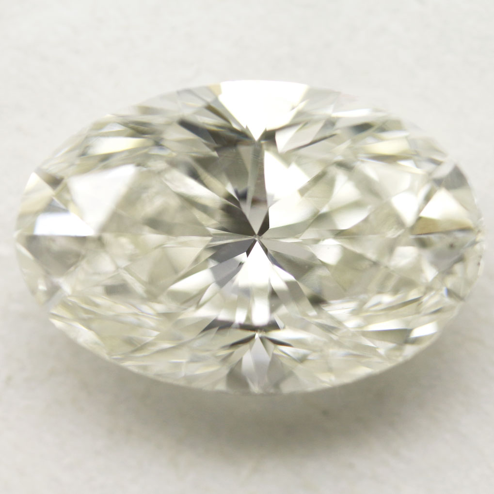1.08 Carat - Oval Shape Diamond