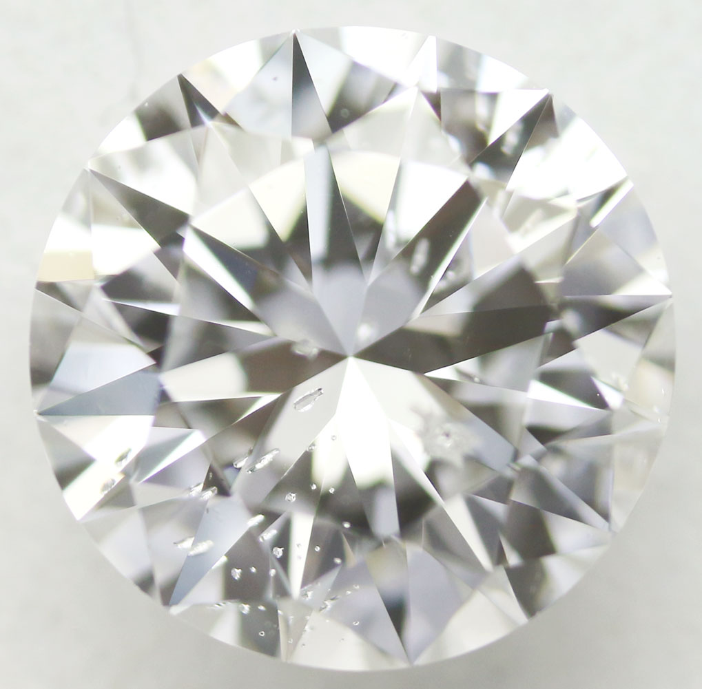 0.94 Carat - Round Brilliant Diamond