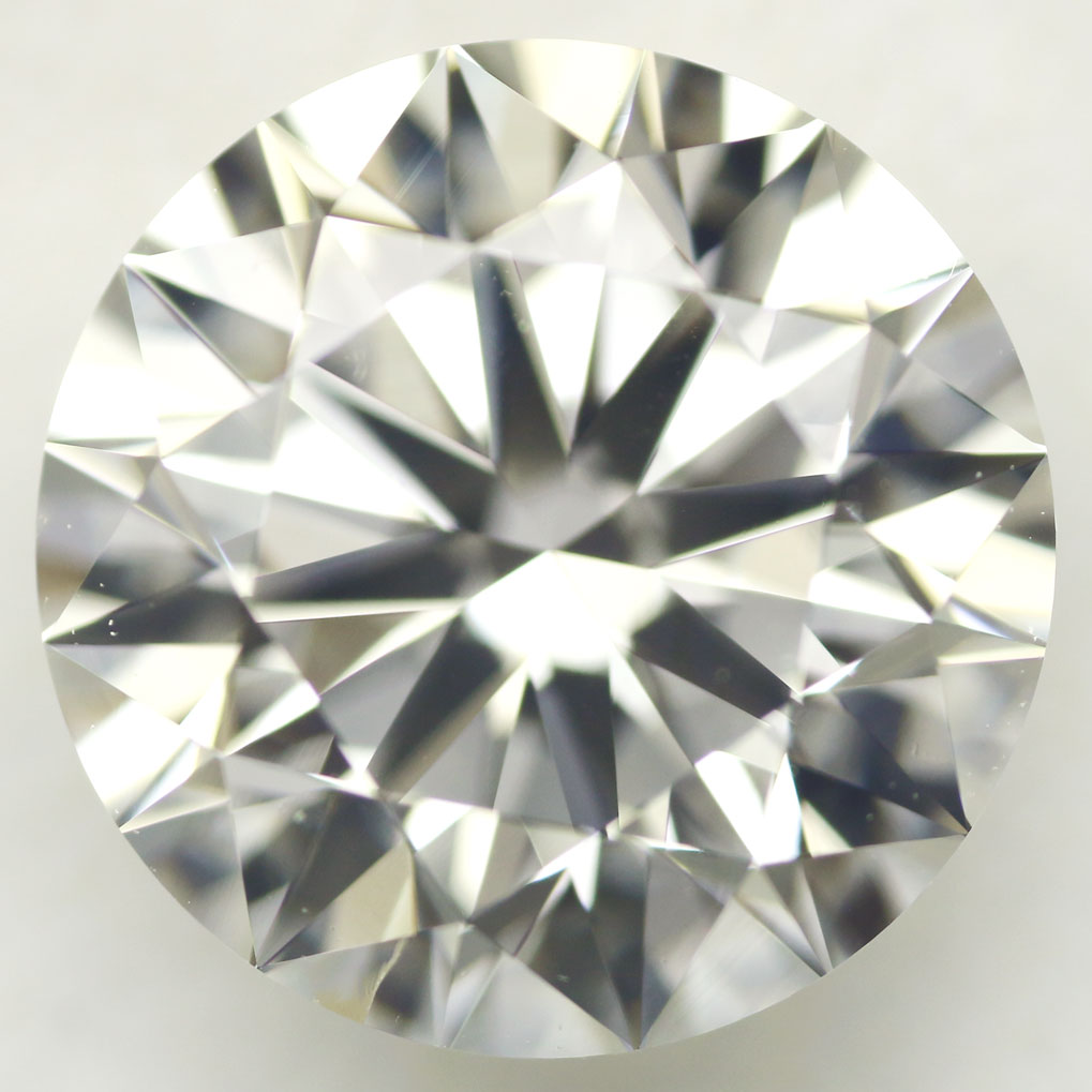 2.05 Carat - Round Brilliant Diamond