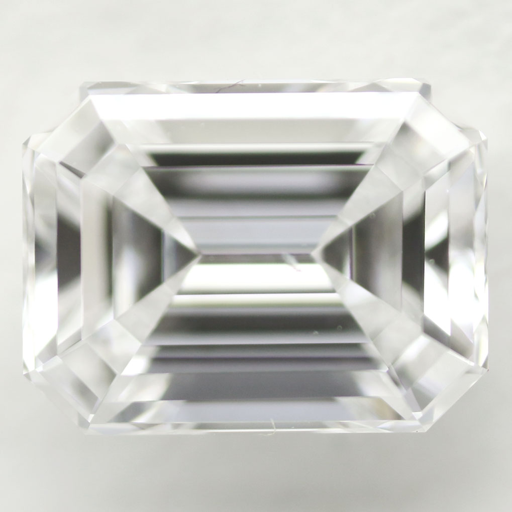 0.91 Carat - Emerald Cut Diamond