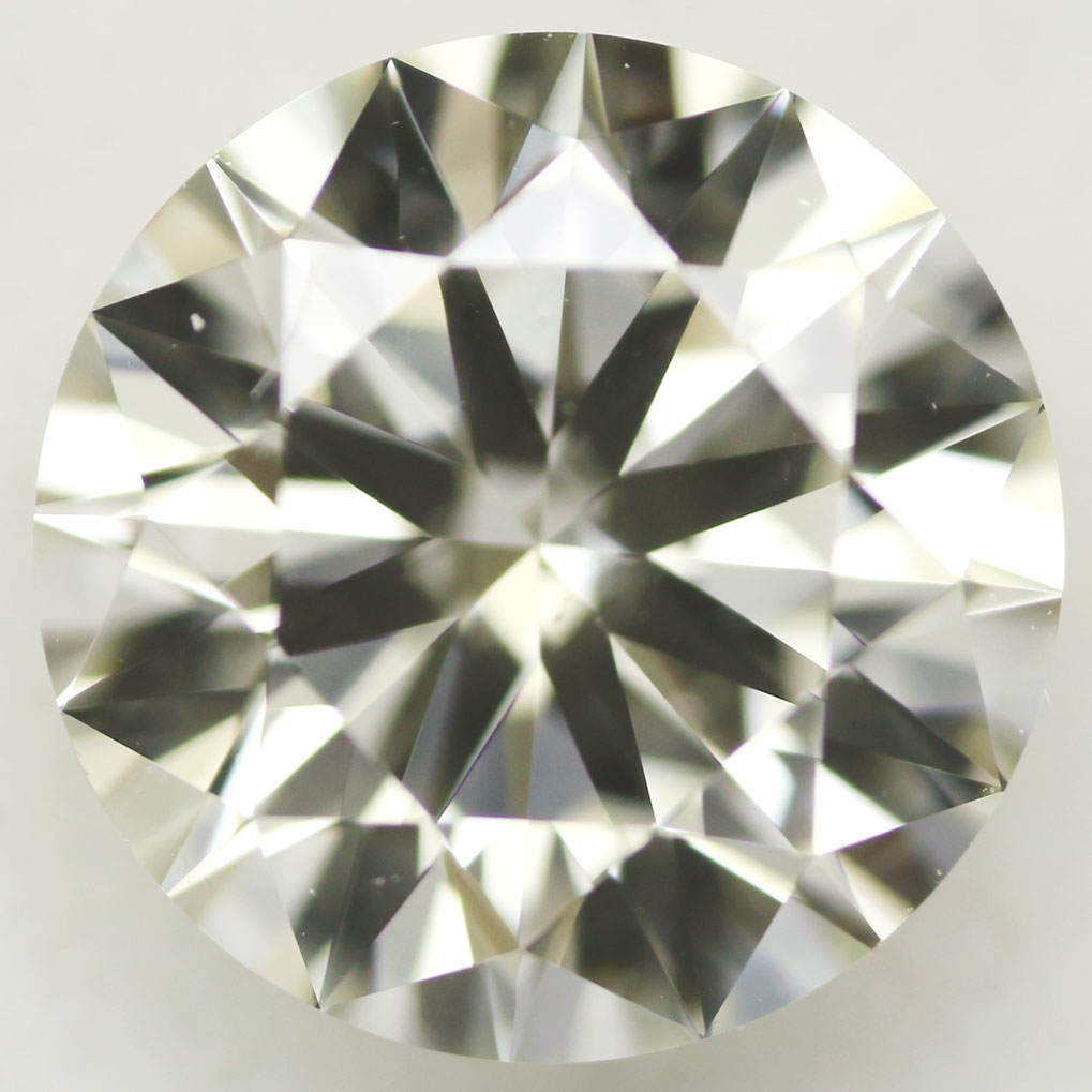 1.14 Carat - Round Brilliant Diamond