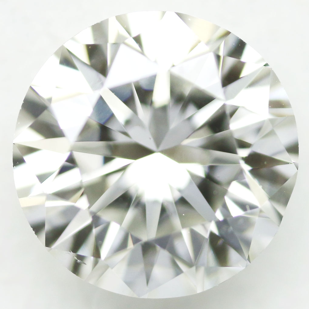 0.76 Carat - Round Brilliant Diamond