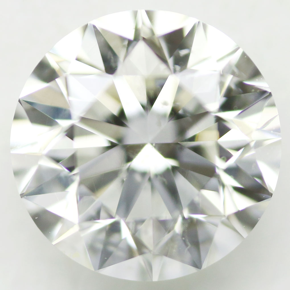 0.80 Carat - Round Brilliant Diamond