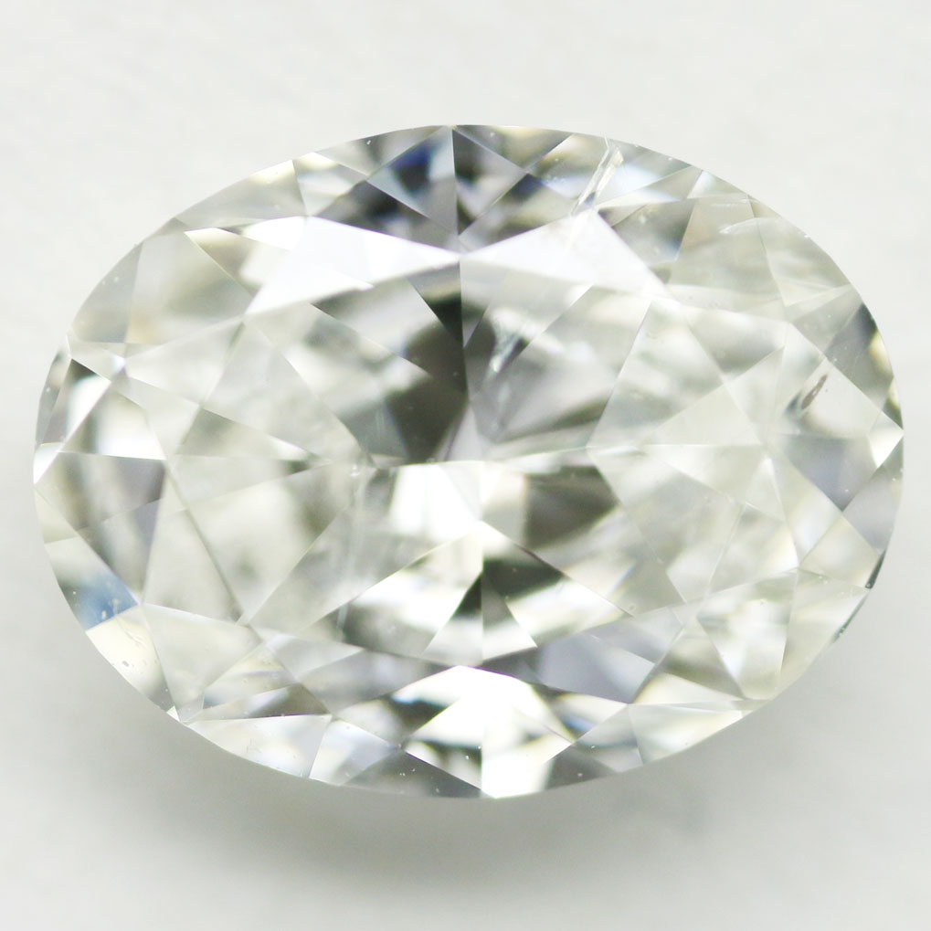 1.00 Carat - Oval Shape Diamond