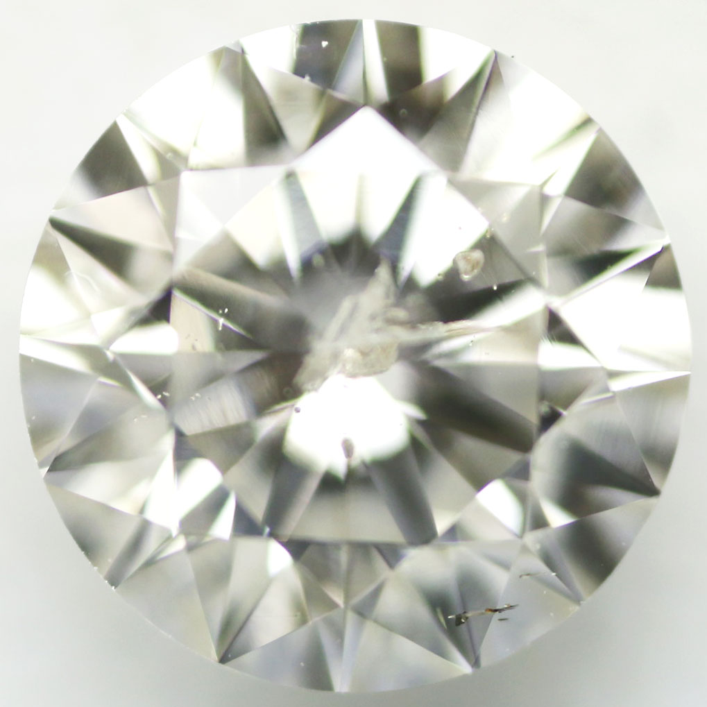 1.08 Carat - Round Brilliant Diamond