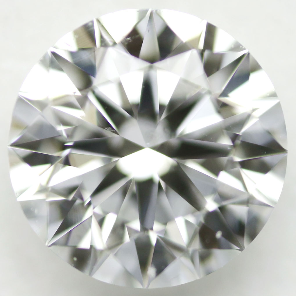 0.81 Carat - Round Brilliant Diamond