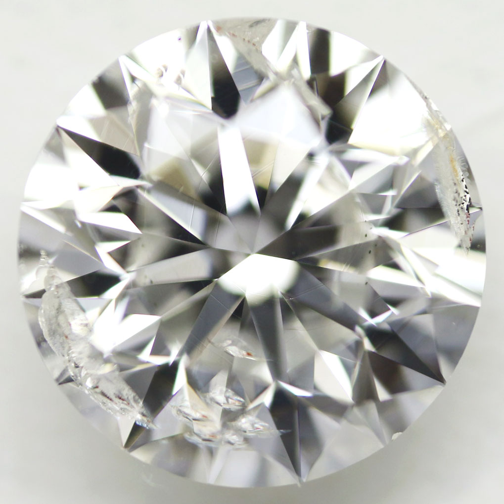 1.55 Carat - Round Brilliant Diamond