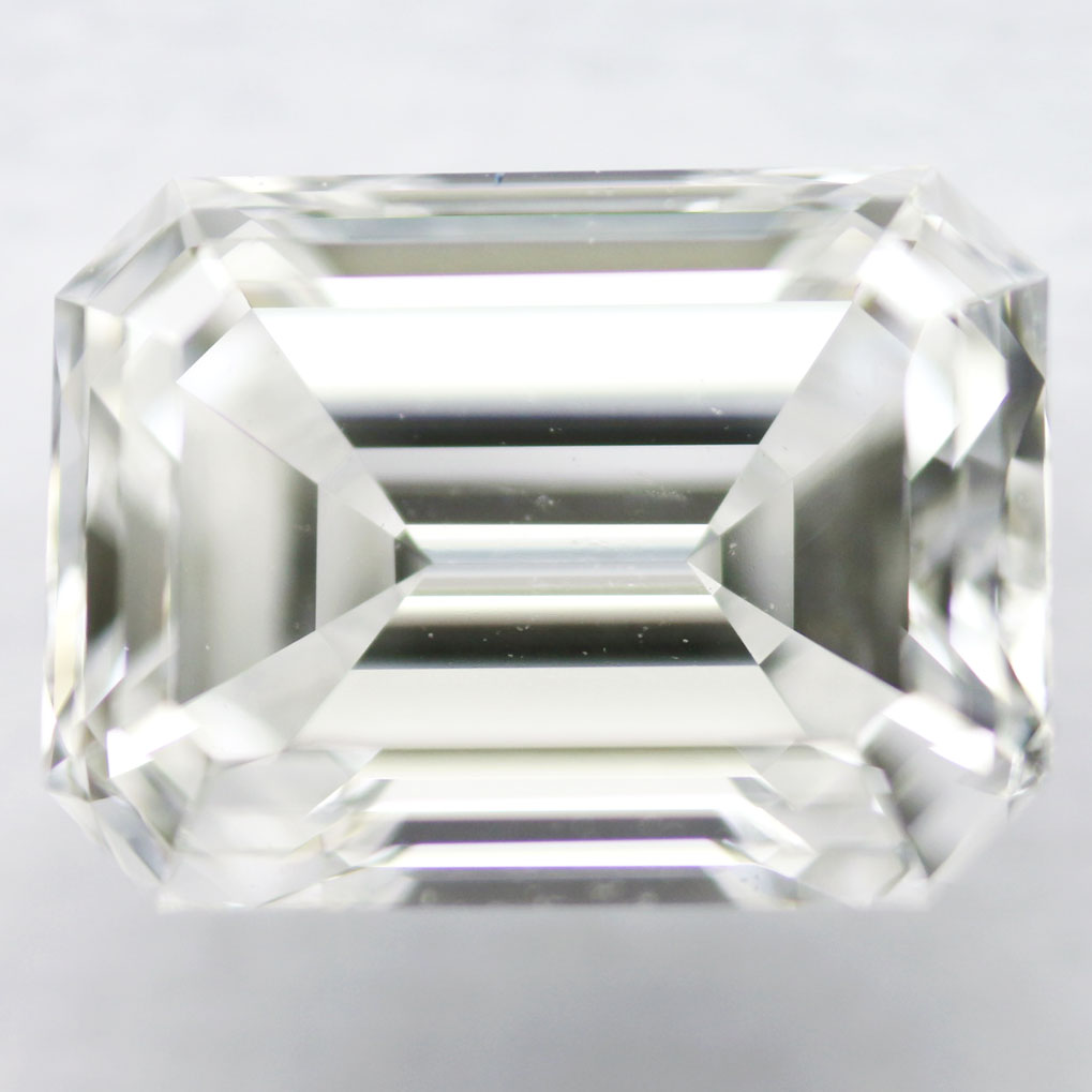 0.78 Carat - Emerald Cut Diamond