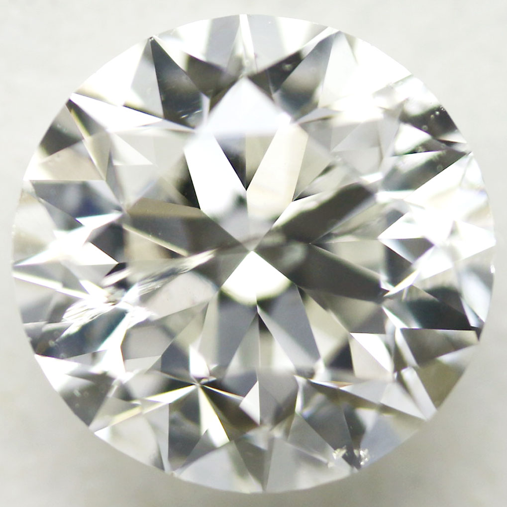 0.87 Carat - Round Brilliant Diamond