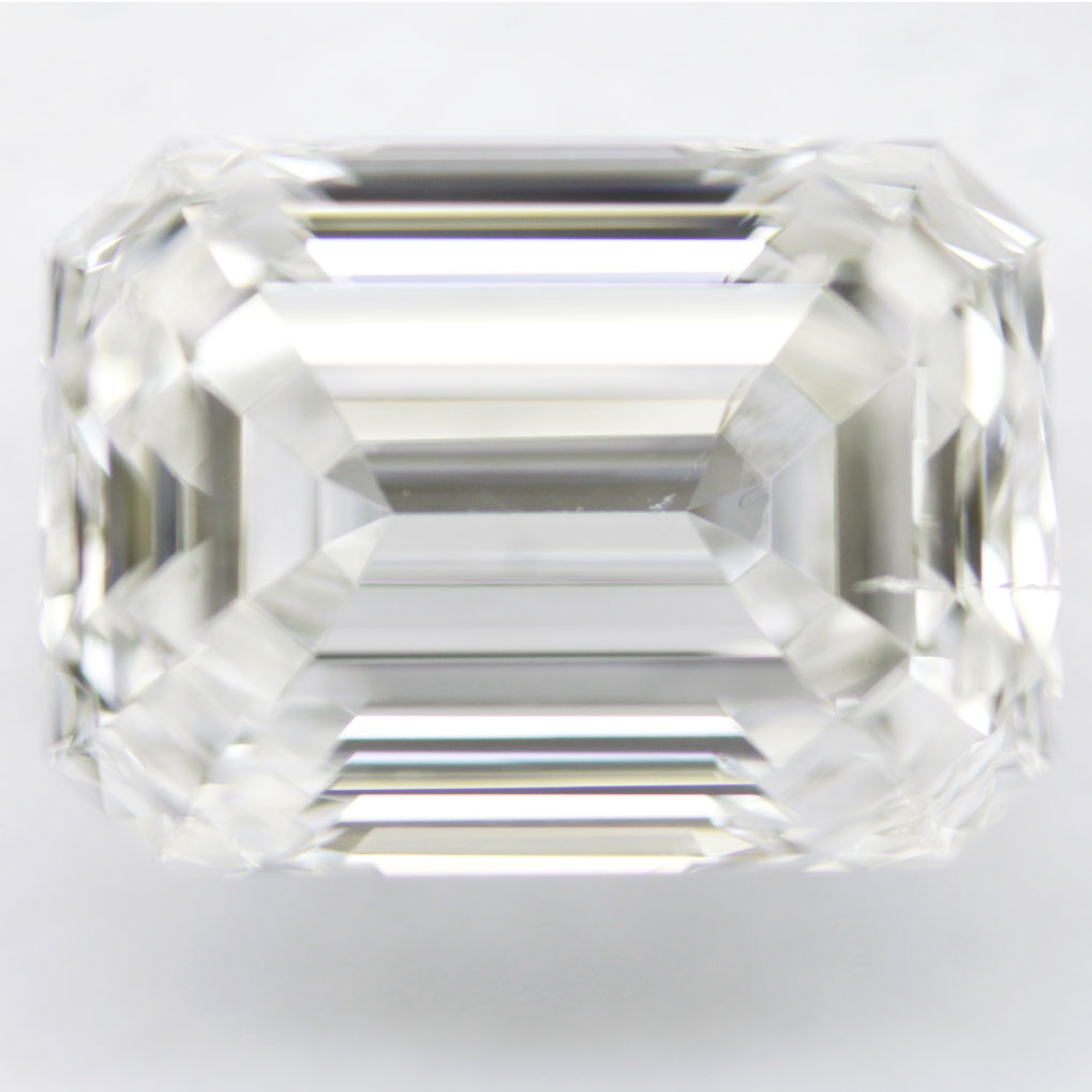 2.03 Carat - Emerald Cut Diamond