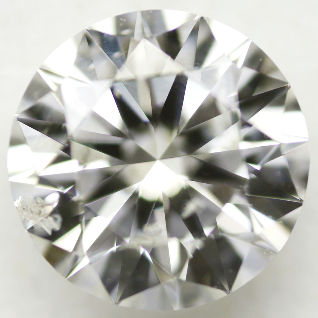 0.84 Carat - Round Brilliant Diamond