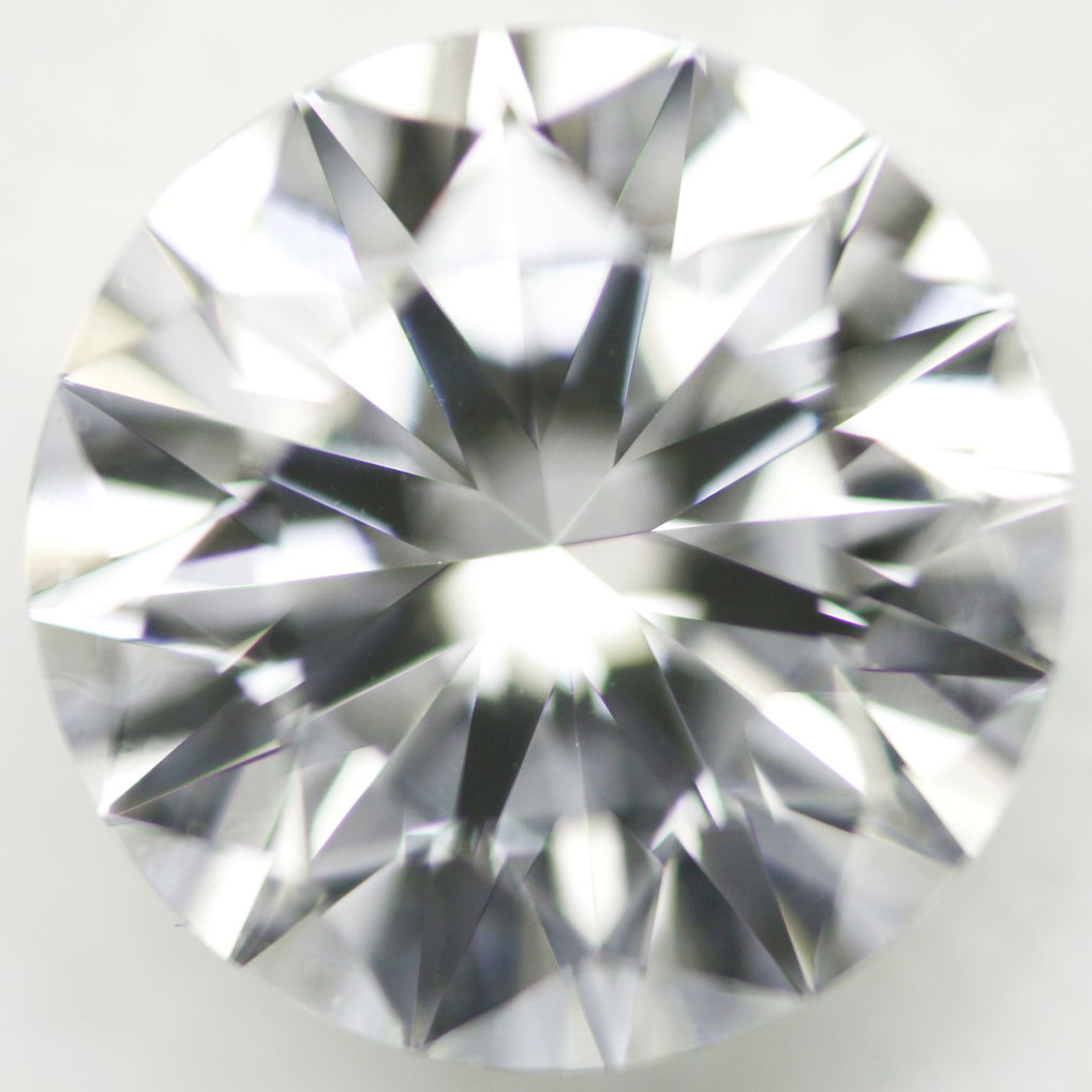 0.71 Carat - Round Brilliant Diamond