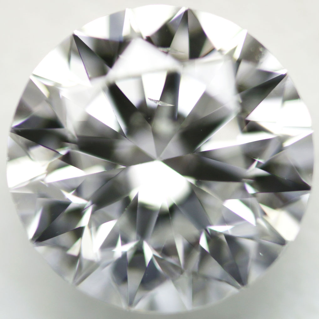 0.75 Carat - Round Brilliant Diamond