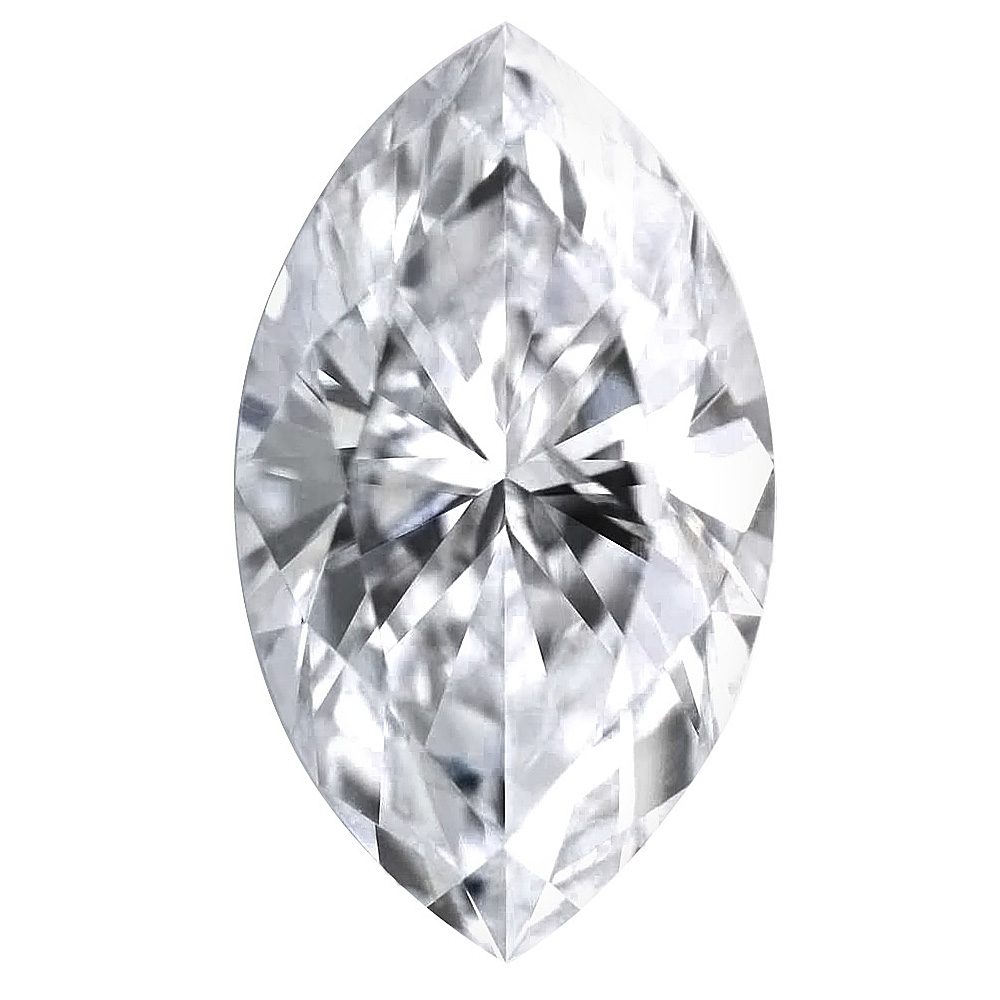 0.68 Carat - Marquise Shape Diamond