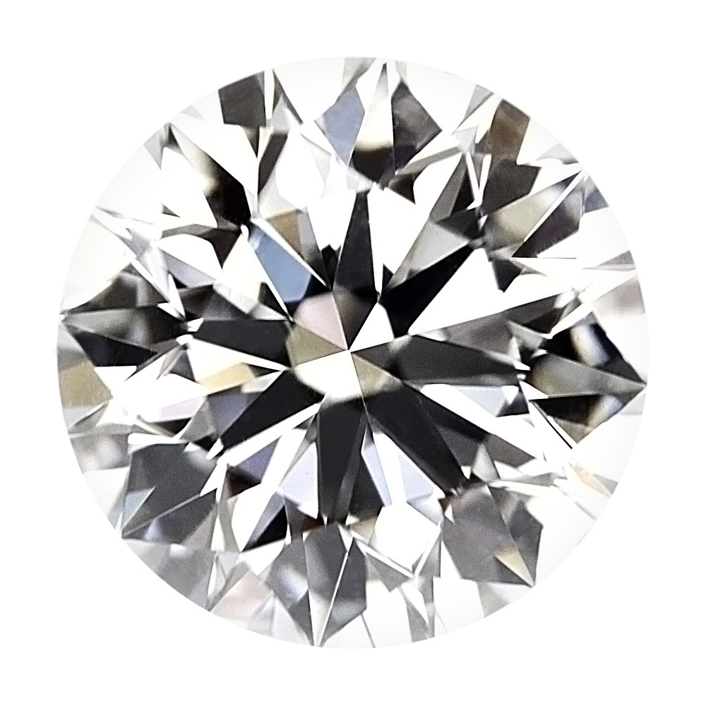 0.21 Carat - Round Brilliant Diamond