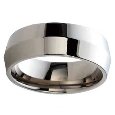 Titanium Wedding Band 1408