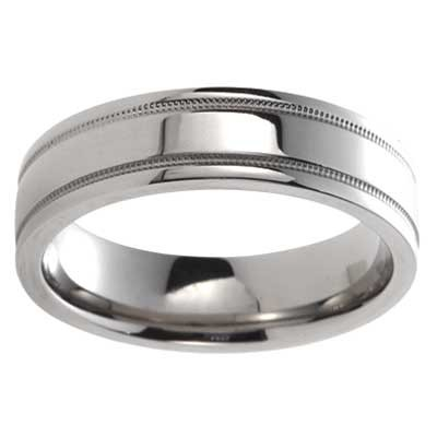 Titanium Wedding Band 1527